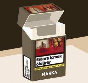 SİGARA PAKETLERİ DAHA DUYARLI HALE GELDİ