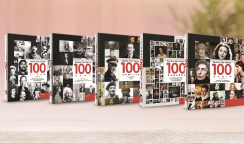 Hürriyet Kitap'tan Arşivlik '100 Serisi'